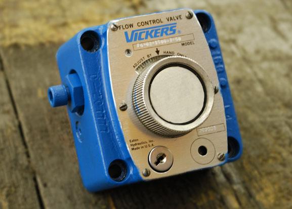 Flow control valves paragon technologies for Hydraulic motor control valve